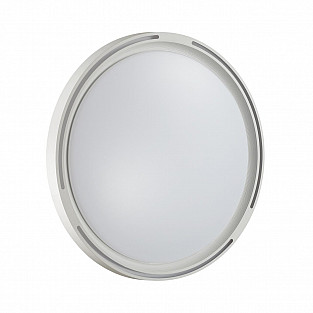 3028/EL SN 018 св-к SLOT пластик LED 72Вт 3000-6500K D490 IP43 пульт ДУ/RGB/LampSmart