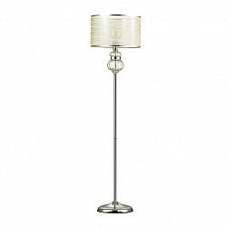4687/1F ODL20 501 хром/желтый/белый Настольная лампа E27 1*40W 220V LILIT