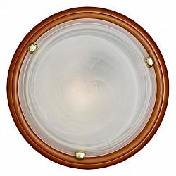 Люстра с двойным вариантом крепления 10007/5 белый с золотом