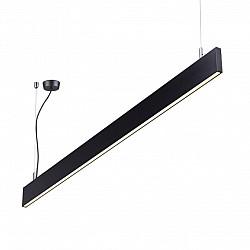 358160 NT19 000 черный Подвесной светильник IP20 LED 4000K 40W 220-240V ITER