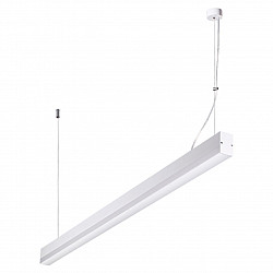 358159 NT19 000 белый Подвесной светильник IP20 LED 4000K 36W 220V ITER