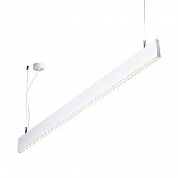 358161 NT19 000 белый Подвесной светильник IP20 LED 4000K 40W 220-240V ITER