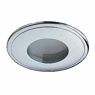 369303 NT09 389 хром Встраиваемый НП светильник IP65 GX5.3 50W 12V AQUA