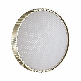 3004/EL SN 027 св-к MOSTLI пластик LED 72Вт 3000-6500K D490 IP43 пульт ДУ/ LampSmart