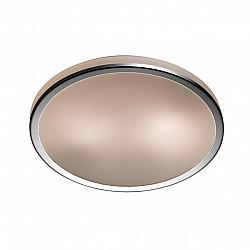 2177/2C ODL11 678 хром Потолочный светильник IP44 E27 2*60W 220V YUN