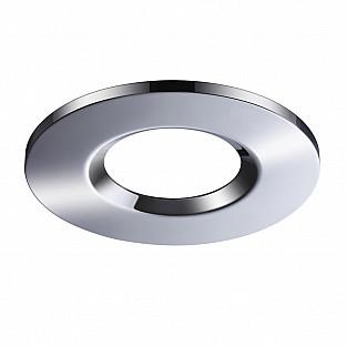 358344 SPOT NT19 105 хром Декоративное кольцо для арт. 358342 REGEN