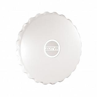 3000/EL SN 021 св-к COVERA пластик LED 72Вт 3000-6500K D480 IP43 пульт ДУ/ LampSmart