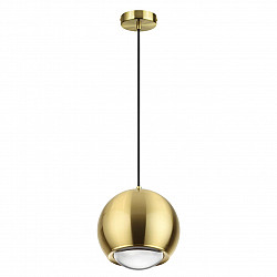 4227/12L L-VISION ODL21 071 золотистый/металл Подвесной светильник IP20 LED 12W 600Лм 3000К MIA
