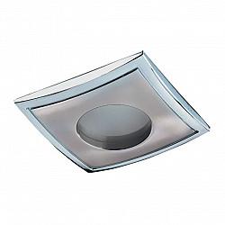 369306 NT09 388 никель/хром Встраиваемый НП светильник IP65 GX5.3 50W 12V AQUA