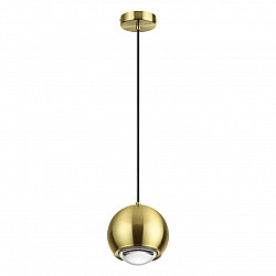 4227/6L L-VISION ODL21 071 золотистый/металл Подвесной светильник IP20 LED 6W 300Лм 3000К MIA