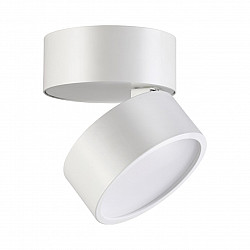 357881 NT18 106 белый Накладной светильник IP20 LED 3000К 25W 220-240V PROMETA
