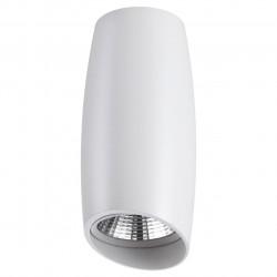 358364 OVER NT20 000 белый Накладной светильник IP20 LED 4000K 10W 100-265V MANGO