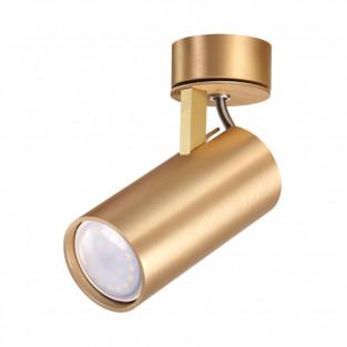 3876/1C ODL19 143 золотистый Потолочный светильник GU10 1*50W 220V KIKO