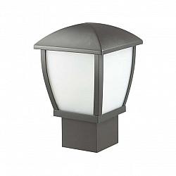 4051/1B ODL18 713 темно-серый/матовый белый Уличный светильник на столб IP44 E27 100W 220V TAKO