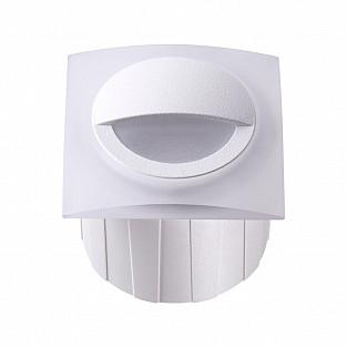 358095 NT19 000 белый Подсветка ступеней IP65 LED 4000K 3W 220V SCALA