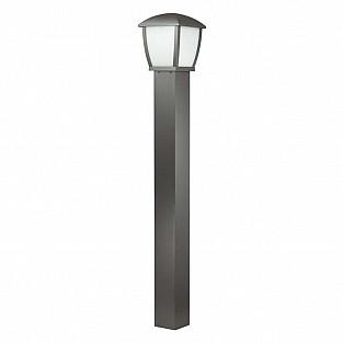 4051/1F ODL18 713 темно-серый/матовый белый Уличный светильник, 110см IP44 E27 100W 220V TAKO