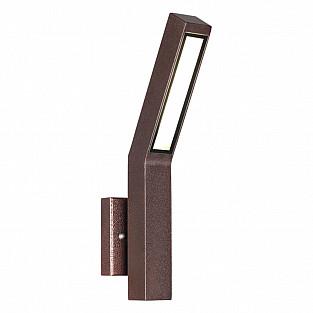 358056 NT19 236 коричневый Ландшафтный светильник IP65 LED 3000К 8W 220V CORNU