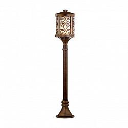 2286/1A ODL12 731 патина коричневый Уличный светильник 126см IP44 E27 100W 220V KORDI