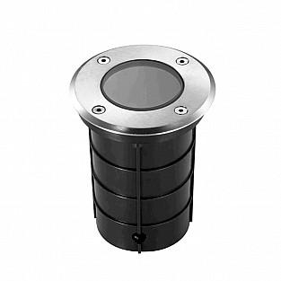 369951 NT14 185 черный Ландшафтный светильник IP67 GU10 50W 220V GROUND