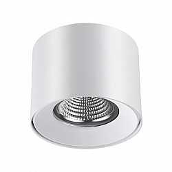 357956 NT19 150 белый Накладной светильник IP20 LED 4000К 15W 200-260V RECTE