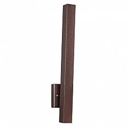 358057 NT19 236 коричневый Ландшафтный светильник IP65 LED 3000К 8W 220V CORNU
