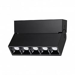 358323 NT19 000 черный Светильник накладной IP33 LED 4000К 13W 110-265V EOS