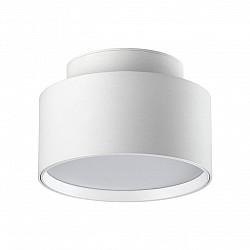 358355 OVER NT20 000 белый Светильник накладной IP20 LED 18W вниз/6W вверх 85-265V 4000K ORO