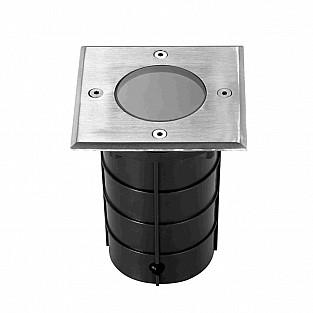 369952 NT14 185 черный Ландшафтный светильник IP67 GU10 50W 220V GROUND