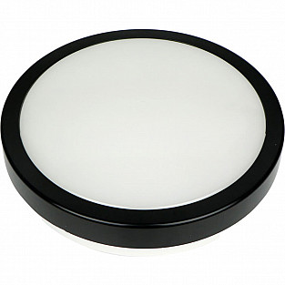 357513 NT18 100 черный Ландшафтный светильник IP54 LED 4000К 24W 170-250V OPAL