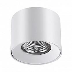 357957 NT19 150 белый Накладной светильник IP20 LED 4000К 20W 200-260V RECTE