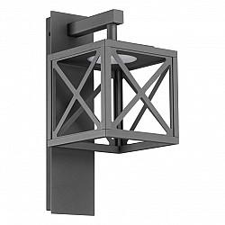 358447 STREET NT20 000 темно-серый Ландшафтный настенный светильник IP54 LED 4000K 10W 100-240V DANT