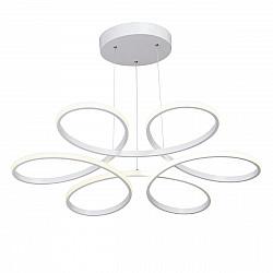 Светодиодный светильник V4610-0/6S, LED 126Вт, 3500-4000K белый матовый Vitaluce