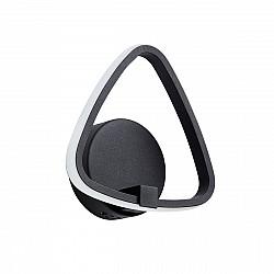 Светильник настенный V4610-1/1A, LED 14Вт, 3500-4000K чёрный матовый Vitaluce