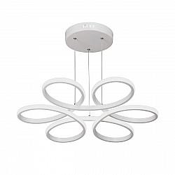Светодиодный светильник V4618-0/6S, LED 77Вт, 3900-4200К белый матовый Vitaluce