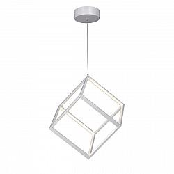 Светодиодный светильник V4620-0/1S, LED 37Вт, 3900-4200K белый матовый Vitaluce