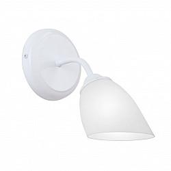 Светильник настенный V3195/1A, 1хЕ14 макс. 40Вт, плафон ПП белый Vitaluce