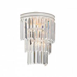 Светильник настенный V5150-0/5A, 5хЕ14 макс. 40Вт белый матовый Vitaluce