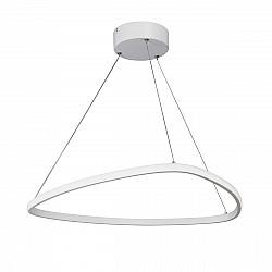 Светодиодный светильник V4624-0/1S, LED 34Вт, 3900-4200К белый матовый Vitaluce