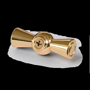 Ручка выключателя 2 шт. (золото) Ретро WL18-20-01