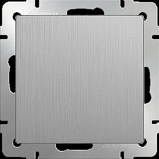 Заглушка (серебряный рифленый) WL09-70-11