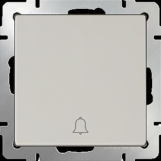 Кнопка звонка (слоновая кость) WL03-04-01