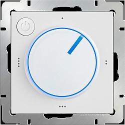 Терморегулятор электромеханический для теплого пола (белый) WL01-40-01