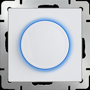 Диммер с подсветкой (белый) WL01-DM600-LED