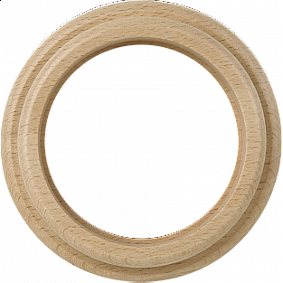 Рамка на 1 пост (светлый бук) WL15-frame-01