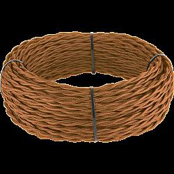 Ретро кабель витой 2х2,5 (медный) Ретро кабель витой 2х2,5 (медный)
