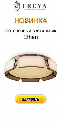 Потолочный светильник Ethan FR6041CL-L92W