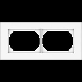 Рамка для выключателя Vilma 4779101510294 (белый)