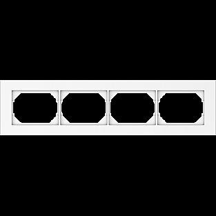 Рамка для выключателя Vilma 4779101510317 (белый)