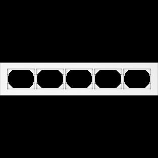 Рамка для выключателя Vilma 4779101510324 (белый)