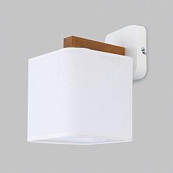 Настенный светильник с абажуром 4161 Tora White